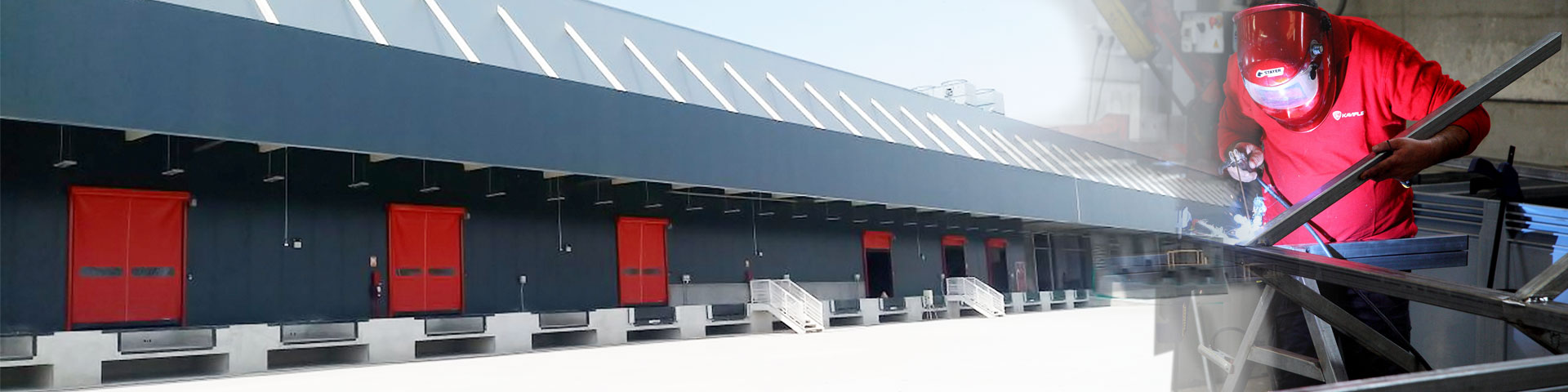 industrial doors manufacturer