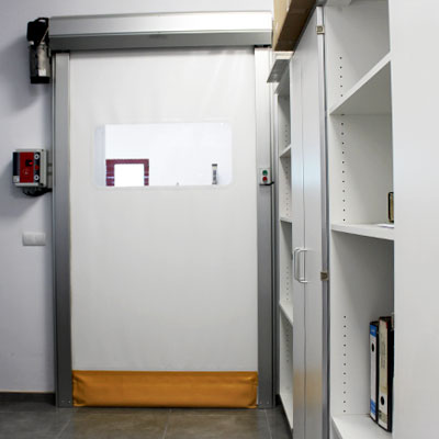 rapid roll door