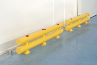 postes y guardarailes