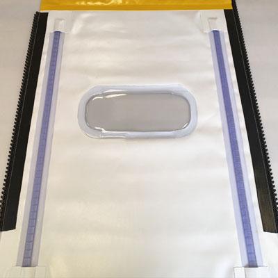 rapid roll door with self-repairing function