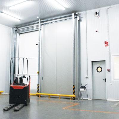 puertas-industriales-de-interior