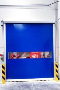 Hight-speed rolling doors