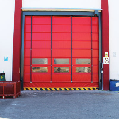 Hight-speed stacking doors