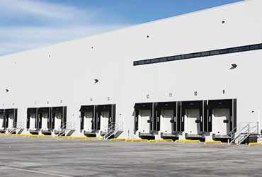 industrial doors and loading docks