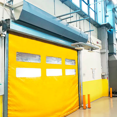 air curtains for cold rooms