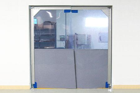 puertas de interior vaivén PVC